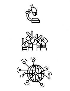 Field Study #vector #keenan #field #cummings #icons #illustration #study #logo
