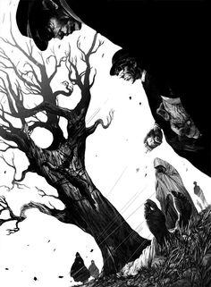 Nicolas Delort - Illustration - Main Gallery