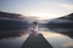 Fairy Tales and Fine Art Self-Portrait Photography by Vanessa Skotnitsky