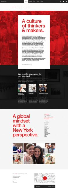 firstborn #texture #website #about #minimal #web #typography