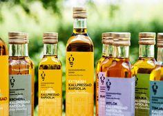 Gunnarshögs Gård #packaging #label #bottles #gunnarshgs grd
