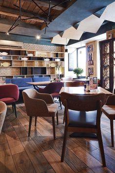 Rolls Novinka Cafe by ALLARTSDESIGN 12