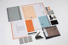 BD Landscape Architects #branding #identity #collateral #stationery