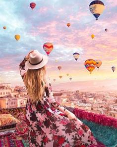Dreamlike Photo Manipulations by Diego Hernandez