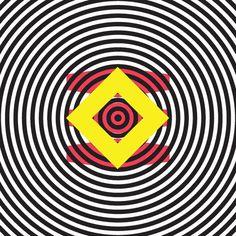 The Floating Eye #gif #hypnotic #floating eye