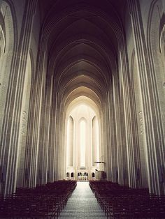 CJWHO ™ (Grundtvigs Church by Kim Høltermand) #holtermand #church #design #interiors #kim #photography #architecture