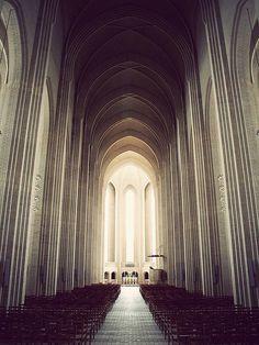 CJWHO ™ (Grundtvigs Church by Kim Høltermand)