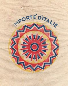 www.legufrulabelofolie.fr the site légufrulabelophiles, collectors label fruit and vegetables #radial #fruit paper