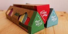 Magia Nativa Tea Packaging