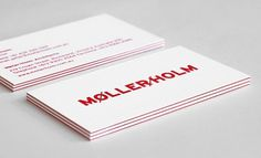 Møller/Holm : Lovely Stationery . Curating the very best of stationery design