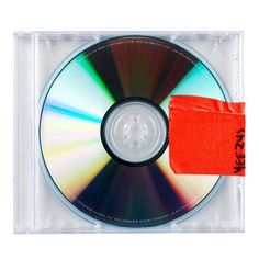 Kanye West – Yeezus (Official Album Artwork) #cd