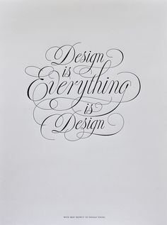 Everything is Design | Jessica Hische #lettering #hische #design #drawn #jessica #hand