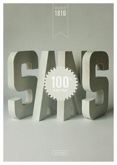 Tom Davie | Typographic Posters