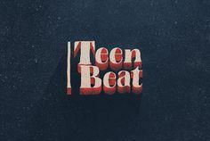 bengeier_recordlabels_05 #branding #typography