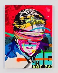 Pose MSK | PICDIT #design #graphic #color #comic #painting #art #colour