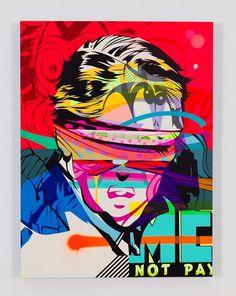 Pose MSK | PICDIT #design #graphic #color #comic #painting #art #colour