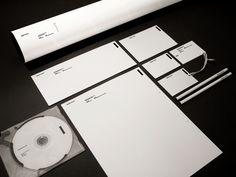 Robert Geller by Studio Newwork #identity