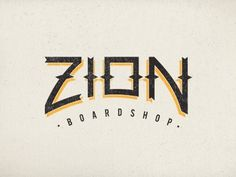 Design Diner #boardshop #logo #design #zion