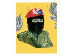 Project 9 - Justin Renteria Illustration #illustration #editorial