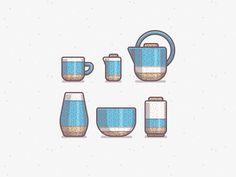 Illustration #pots