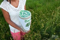 Urna Bios – Biodegradable Urn With Seed #gadget