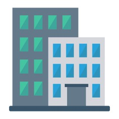 See more icon inspiration related to town, urban, building, city, office, buildings, office block, architecture and city and architectonic on Flaticon.