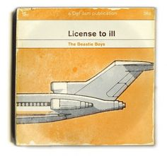 All sizes | The Beastie Boys: License to Ill | Flickr - Photo Sharing! #licence #album #pelican #beastie #cover #boys #ill #littlepixel #to