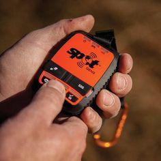 SPOT Gen3 GPS Satellite Tracker & Messenger #tech #flow #gadget #gift #ideas #cool