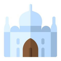 See more icon inspiration related to india, cultures, architecture and city, taj mahal, architectonic, asia, monument and building on Flaticon.