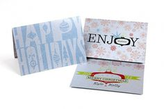 Holiday Card 2011 w/out Photos | Flickr - Photo Sharing! #card #design #illustration #holiday #layout #typography