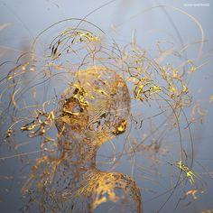 Digital Artworks by Adam Martinakis Explore Photo Realistic Surrealism #digital #surrealism #sculpture #art