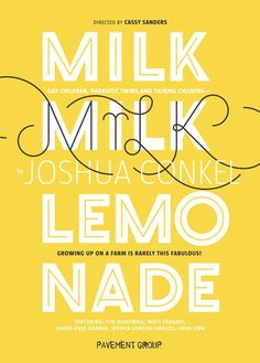 Luke Williams #typography