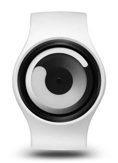 Ziiiro in defringe.com #watch #product design #defringe #ziiiro