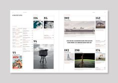 magazine spreads, magazine layouts