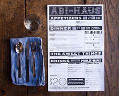 ryanfeerer_abihaus_04 #menu #food #restaurant