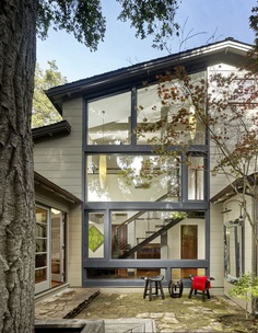 Middlefield Road Residence by Ogawa Fisher Architects