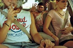 Flickr: Galeria de Theo Gosselin #smoke #photo #trip #friends #still #car #life