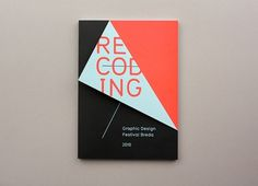 Decoding + Recoding : Rob van Hoesel #book