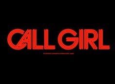 Daniel Carlsten   Call Girl