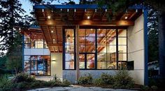 Contemporary House Design by Miller Hull Partnership | Architecture Design, Interior Design, Home Design and Decorating Magazine
