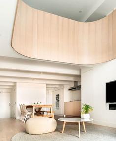 StudioAC Converted Toronto Church into a Minimalist Loft Home - InteriorZine #decor #interior #home