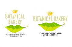 Botanical Bakery | Identity Designed #brier #botanical #bakery #design #color #logo #david #package #typography