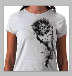 Shirts #just #girl #shirt #butterfly #photoshop #jack #art #flower