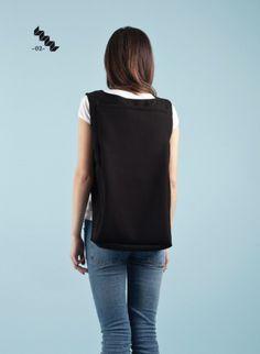 MAI #fashion #photography #backpack #mai