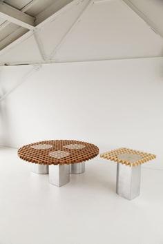 Sonia Coffee Table by Vonnegut Kraft