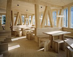 #wood #wooden #interior #architecture