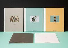 Ana Mirats #brochures #booklets