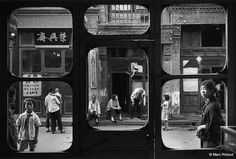 Marc Riboud: the eye is not made to think #photo