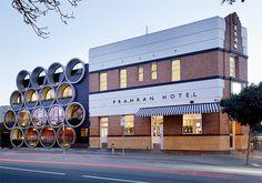 CJWHO ™ (The Prahran Hotel, Melbourne, Australia | Techné...)