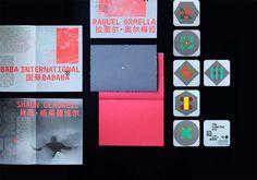 Shanghai Biennale / Sydney Pavilion #brand #print #color